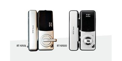 RITE Touch® Digital Glass Door Lock